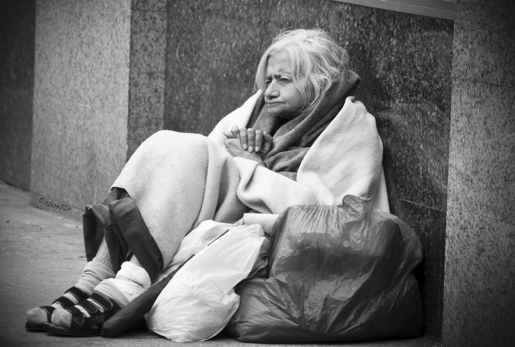 helping agencies ask the homeless to fill out surveys ncpr news