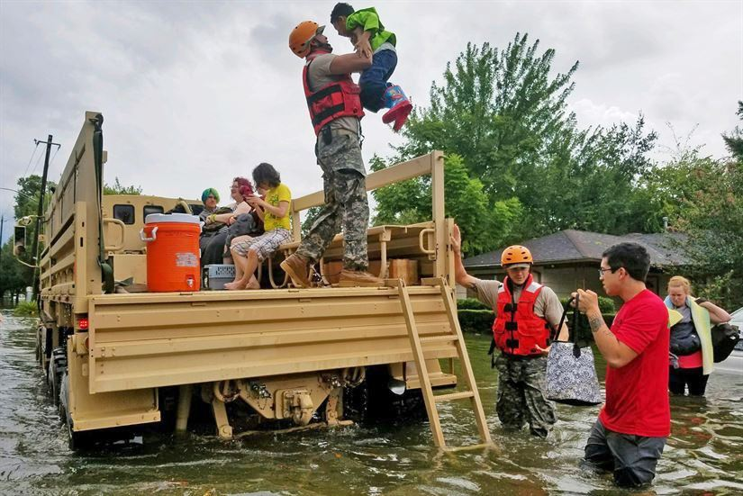 Nebraska deploys National Guard to provide hurricane relief