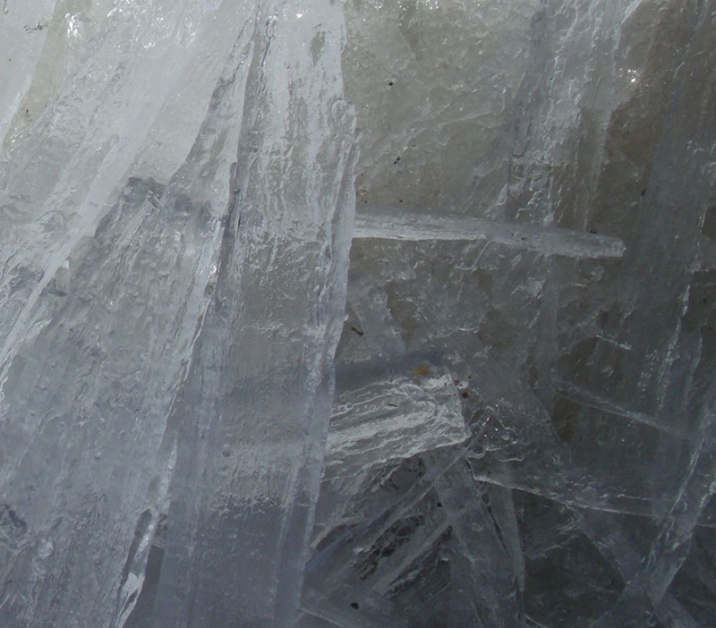 What Do The Ruins Of A Winter Ice Palace Sound Like Ncpr News