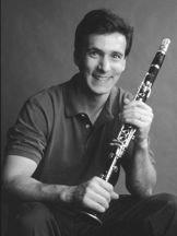 Clarinetist Jon Manasse