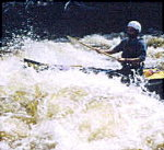 Phil Royce paddles the Kesagami<br />Photos courtesy of Jonathan Angus