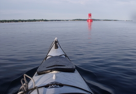 Exploring the big water of the seaway