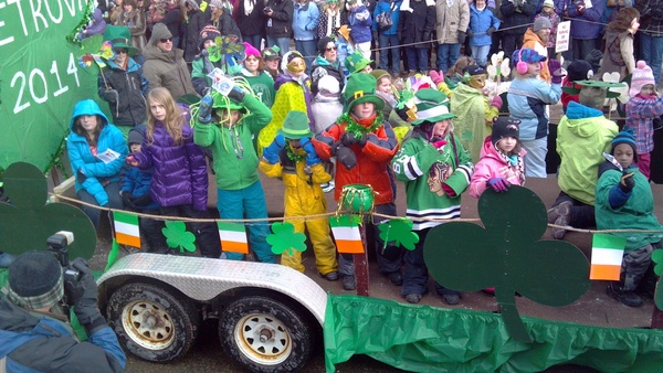 Listen: Music from Saranac Lake's Winter Carnival parade | NCPR News