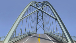 Lake Champlain Bridge project (File photo)