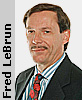 Times-Union columnist Fred LeBrun (Source: Albany T-U)