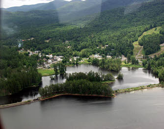 The Adirondack Common Ground Alliance meeting was held yesterday in Long Lake (Photo:  Common Ground Alliance website)
