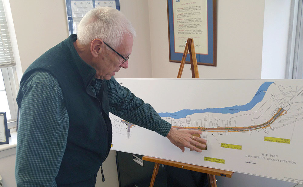 Fight over future of Lake Placid's main street embroils Adirondack museum