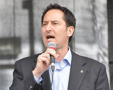 "Montreal interim mayor Michael Applebaum, photographed in 2009. Photo: <a href=""http://www.flickr.com/photos/22168167@N00/4285756633/"">abdallahh</a>, Creative Commons, some rights reserved - See <a href=""http://blogs.northcountrypublicradio.org/inbox/2013/06/17/montreal-mayor-michael-applebaum-arrested-on-14-charges/"">more at the In Box</a>"