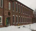 Restored dress factory in Malone