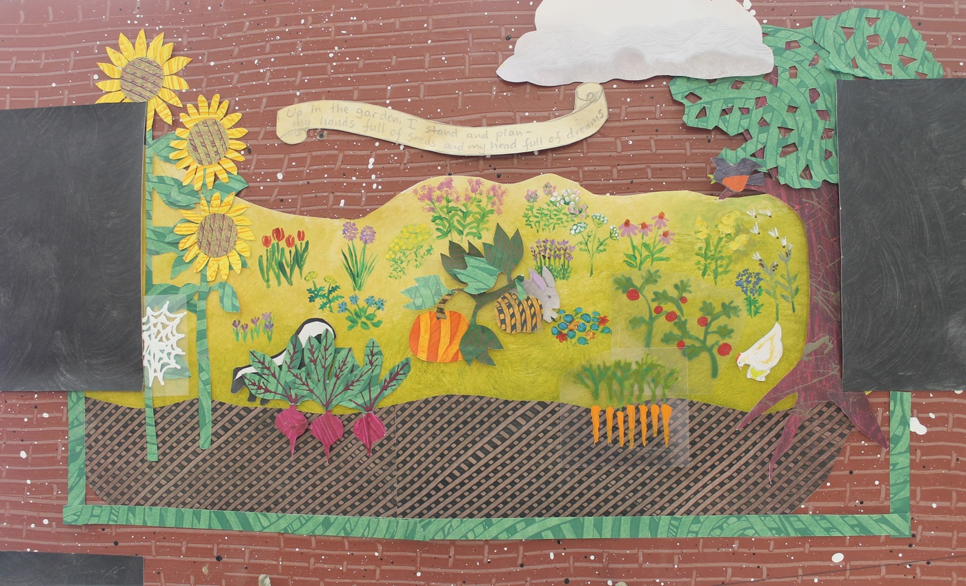 Plattsburgh\'s next mural is three dimensional, interactive, and ...