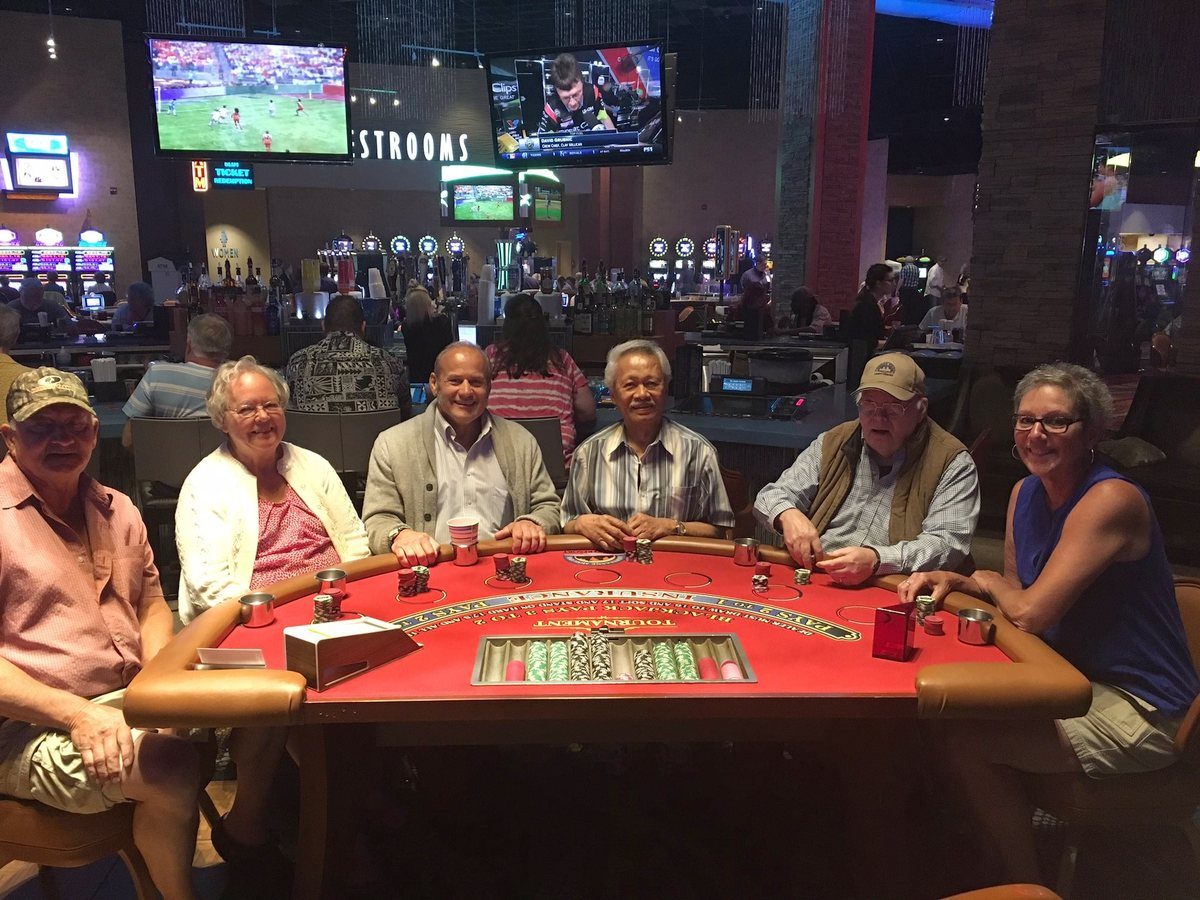Gambling fees