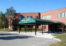 Moses Ludington Hospital (Source: Inter-Lakes Health)