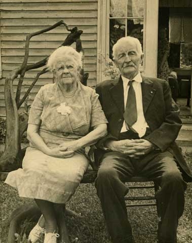 Mr. and Mrs. Henry Clark