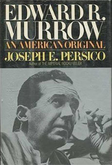 Persico wrote a dozen books, including a biography of newsman Edward. R. Murrow.