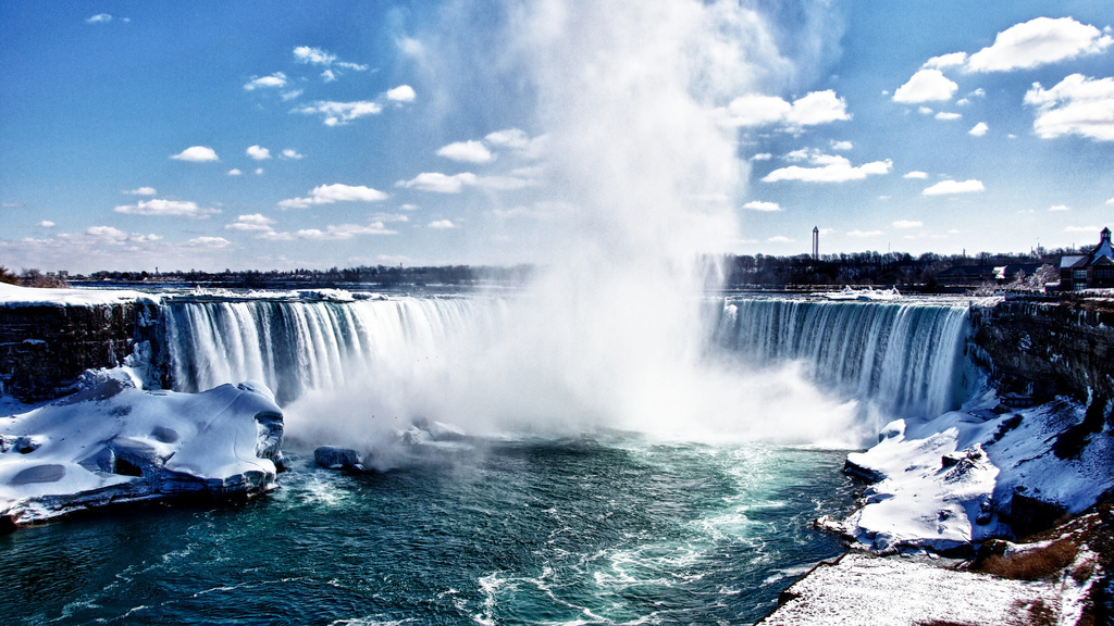 Why we might have to turn off Niagara Falls for a while