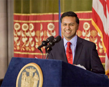 Dr. Nirav Shah, New York State Health Commissioner. Photo: NYS DOH