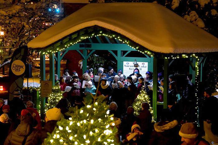 Christmas Tree Lighting In Tupper Lake Ny 2020 Northern Lights Choir hosts its Winter Concert tonight in Saranac