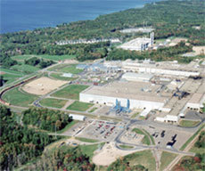 Novelis plant, Scriba, NY. Photo: Oswego County