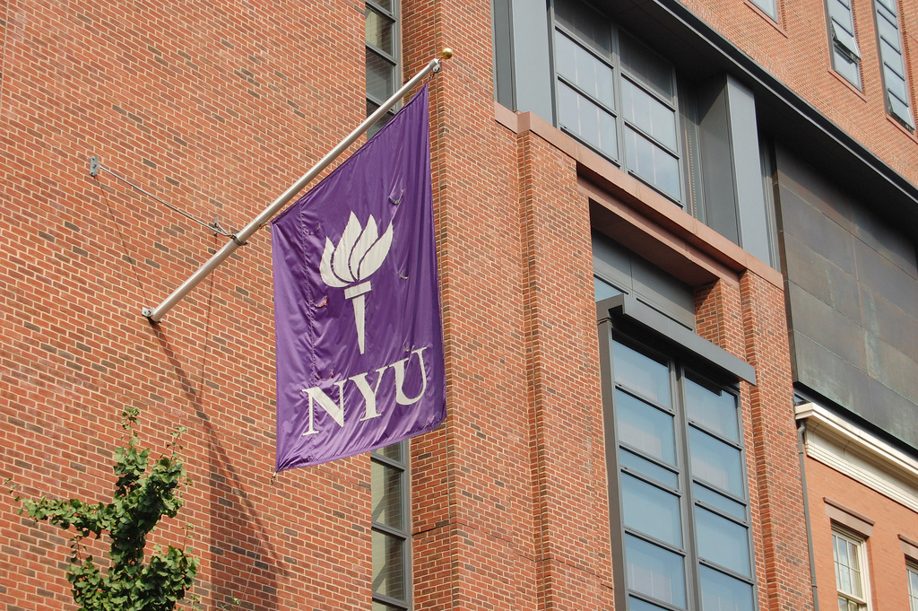 NYU law center sues to close campaign finance loophole