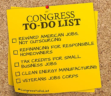 "President Obama set out a ""to do"" list for members of Congress. Image: Whitehouse.gov"