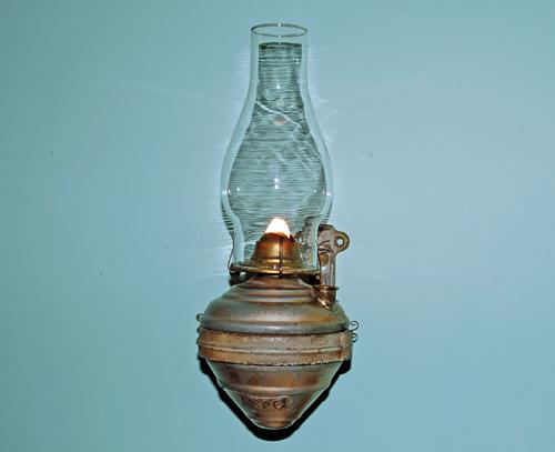 Adirondack Attic: antique railroad oil lamps | NCPR News