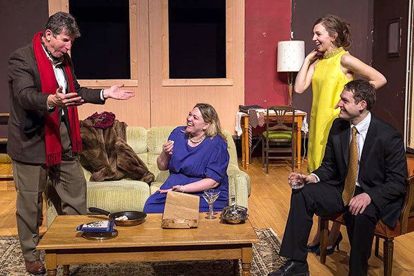 preview barefoot in the park in north creek ncpr news. Black Bedroom Furniture Sets. Home Design Ideas
