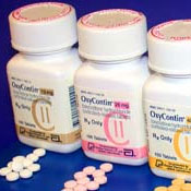 Painkillers like OxyContin are widely abused.