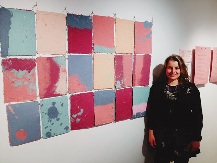 When Artists Explore Handmade Paper For Artistic And Social Justice Expression Ncpr News