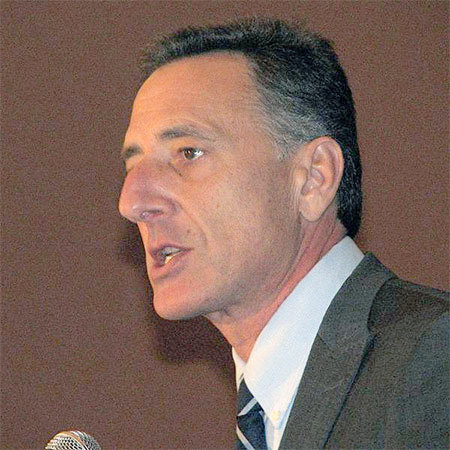 "Vermont Governor Peter SHumlin. Photo: <a href=""http://commons.wikimedia.org/wiki/File:Peter_Shumlin_2010.jpg"">Hokeful</a>, Creative Commons, some rights reserved"