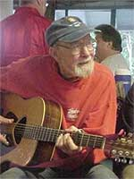 Pete Seeger. Source: Peoples Music Network