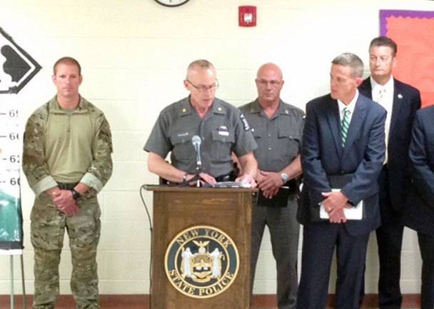 Schools closed in NY inmate hunt to get state aid | NCPR News
