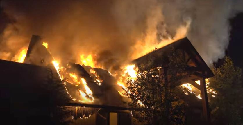 Rachael Ray's home in Lake Luzerne destroyed by fire ...Rachael Ray House Fire Ny
