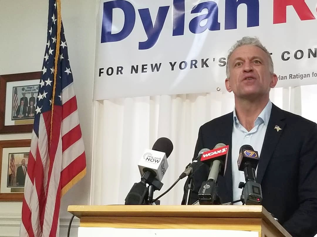 Former MSNBC host Ratigan announces run for Congress in NY-21