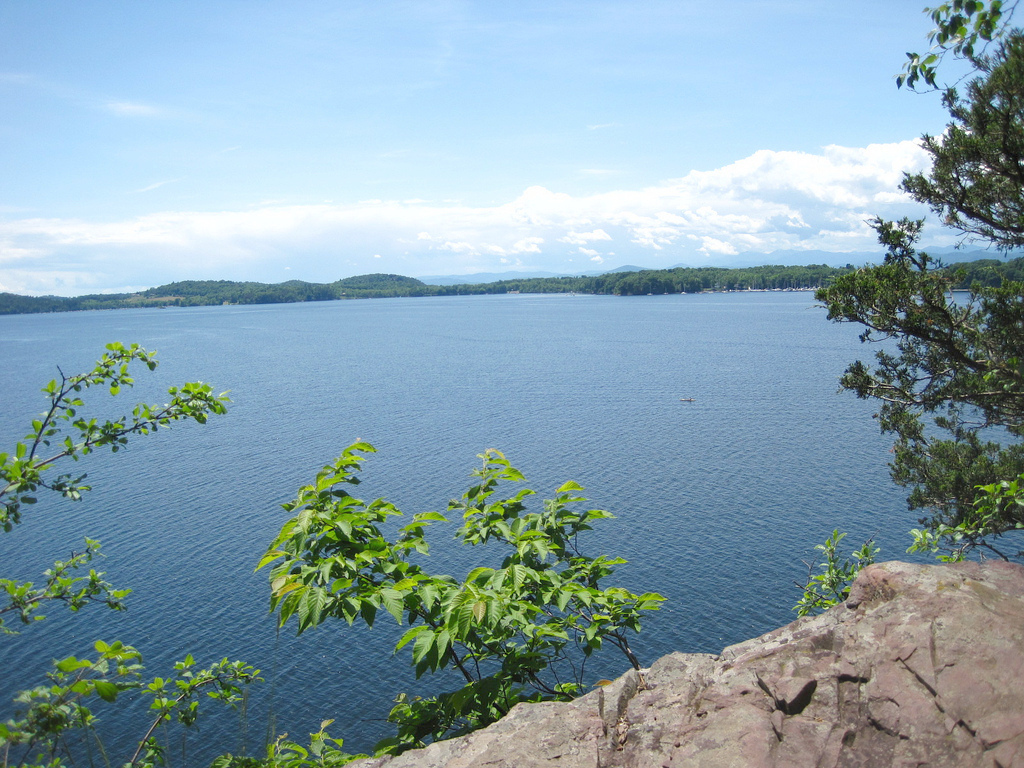 Man dies after jumping into water from cliffs in Vermont   NCPR News
