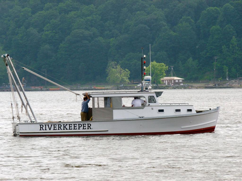Riverkeeper studying Hudson from Adirondacks to NY Harbor   NCPR News