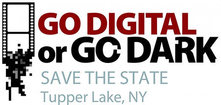 Image: Funding campaign logo for the State's digital conversion