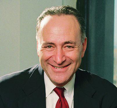 US Senator Charles Schumer