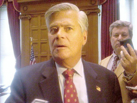 Sen. Dean Skelos. NCPR file photo