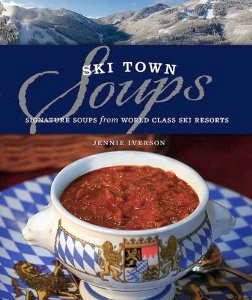 A portion of the proceeds from <i>Ski Town Soups</i> will go to the Sowing Seeds Project, which helps elementary schools grow their own vegetables.