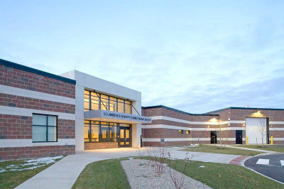 The new St. Lawrence County jail. Photo: smrtinc.com