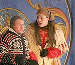 A 2006 Snow Show performance. Photo: Tim Matheson