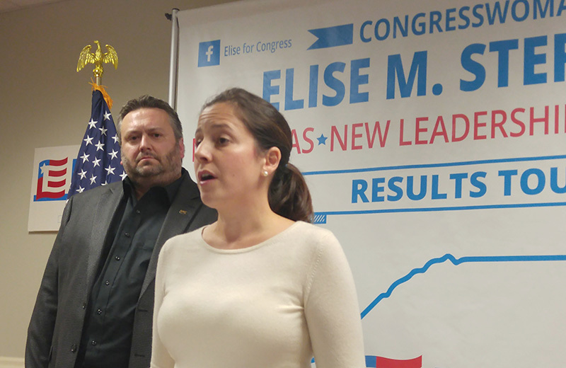 A Bipartisan Argument For Full Service >> Stefanik S Closing Argument Pragmatism And Bipartisanship Warrant