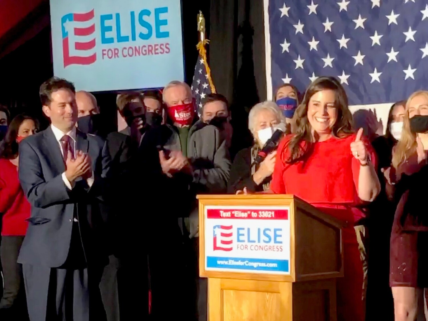 Rep. Elise Stefanik wins fourth term in Congress | NCPR News