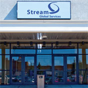 Stream Global in Watertown. Source: Stream