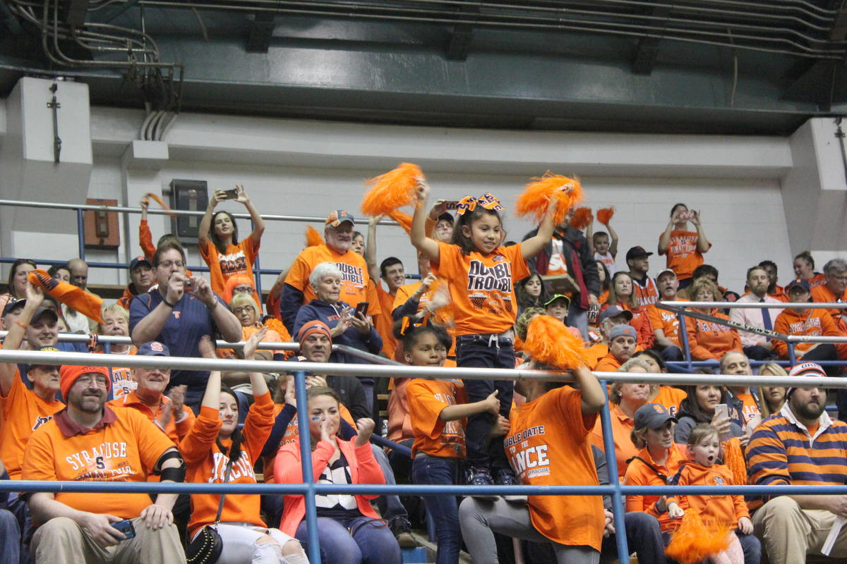 Su Pep Rally Sends Teams Off To Final Four Ncpr News
