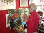 Saranac Lake artist Tim Fortune