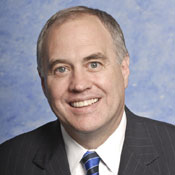 "DiNapoli warned officials not to be ""overly optimistic."""