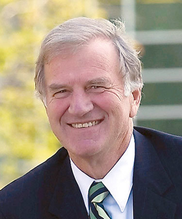 Clarkson University President Tony Collins. Source: Clarkson University