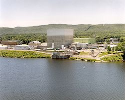 Vermont Yankee plant (Source:  Wikipedia)