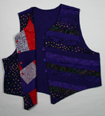 Vest by Barbara Cobb